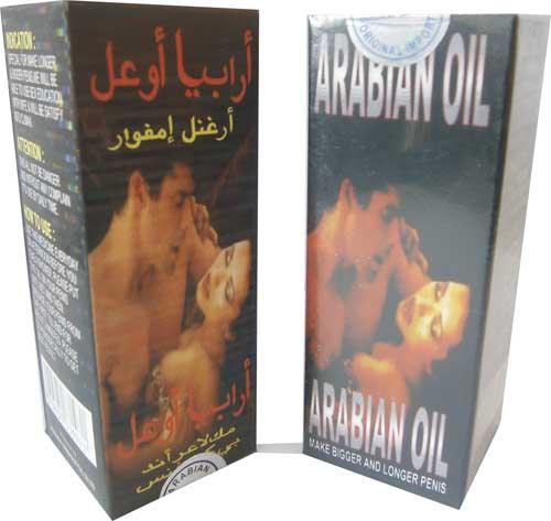 Arabian Oil obat pembesar penis