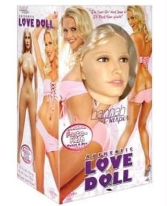 Boneka Full Body Alat Bantu Sex