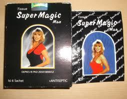 Obat Kuat Tissu Magic