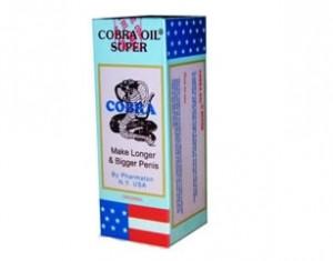 Cobra Oil Minyak Pembesar Penis