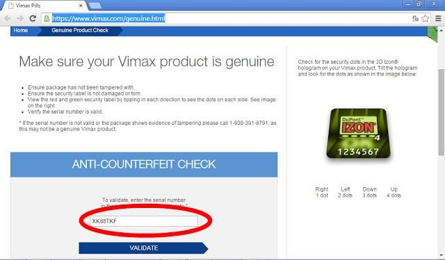 vimax yg asli