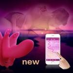 lydia smart butterfly vibrator alat bantu sex toys wanita (1)