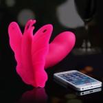 lydia smart butterfly vibrator alat bantu sex toys wanita (2)
