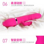 Alat Sex Angela Vibrator Rabbit 13