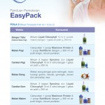 Cara Pakai Easy Pack Pola 2