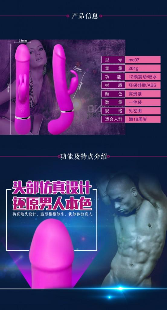 Wet Dream Water Spray Alat Sex Wanita 3
