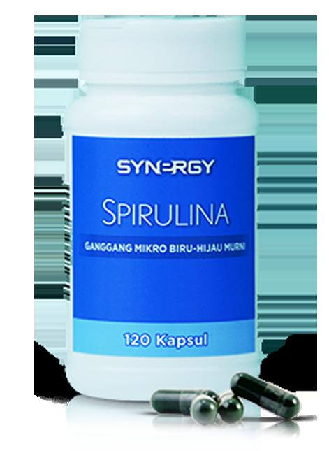 Obat Herbal Spirulina