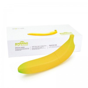 Sex Toys Wanita Dildo Hidden Banana Meylon