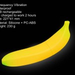 Sex Toys Wanita Dildo Hidden Banana Meylon 4