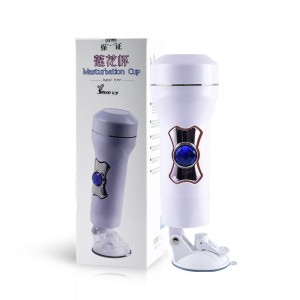 Sex Toys Pria Male Masturbation Cup Handsfree