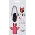 Sex Toys Wanita NVToys Kitty Vibe 4