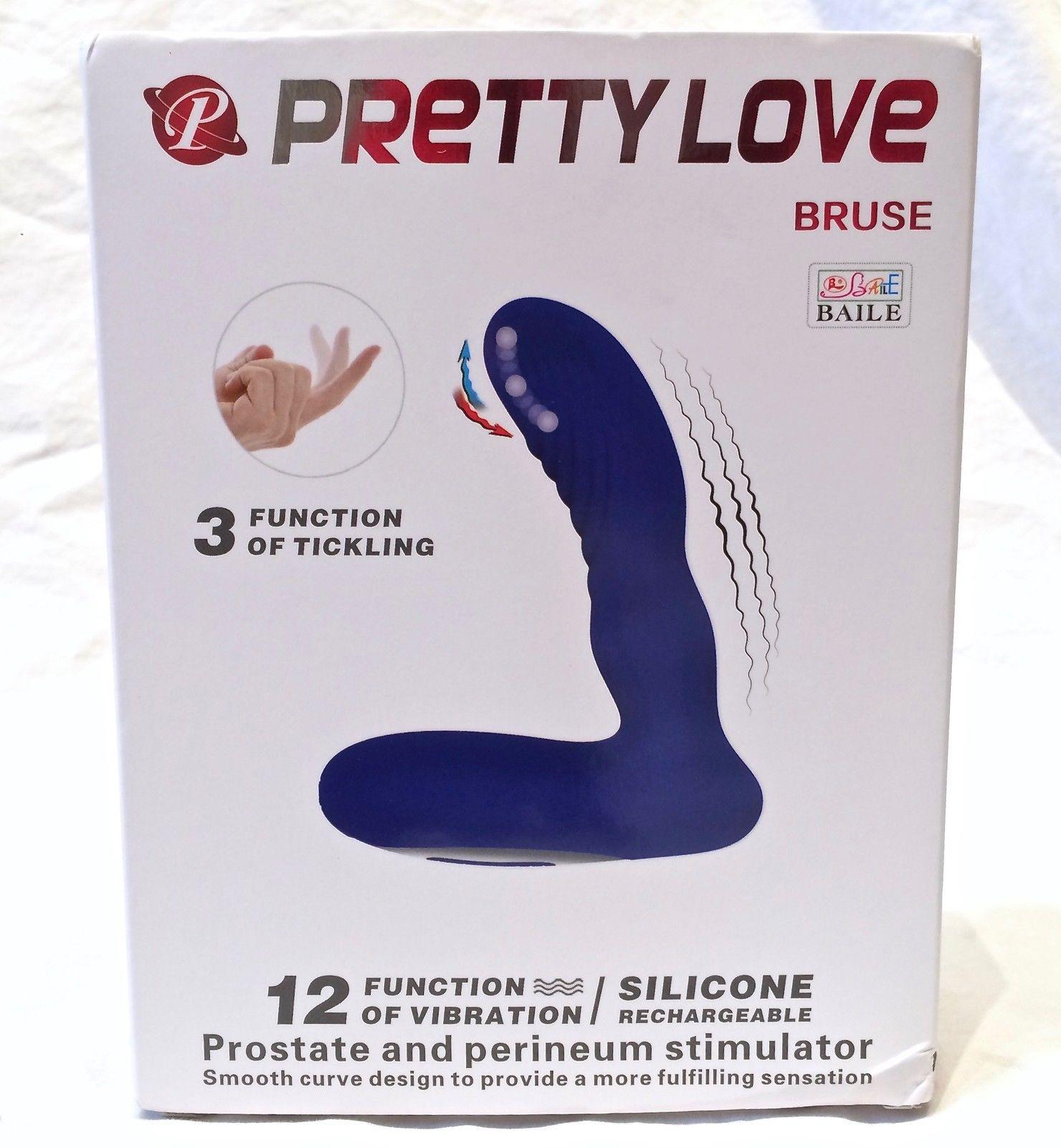 Sex Toys Anal Pretty Love Bruse 4